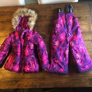 KAMIK Girls Ski/Snow Outfit